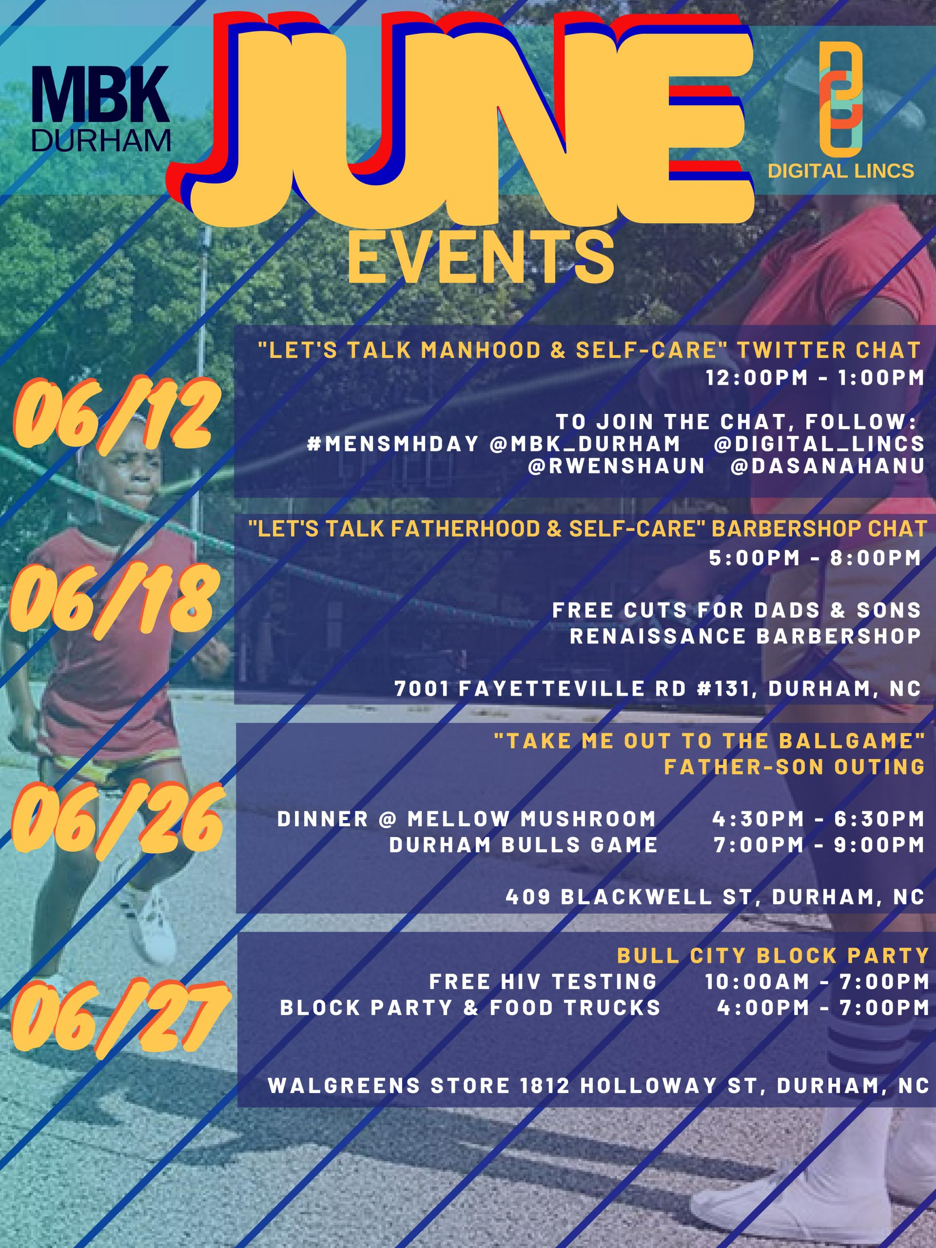 June events(1)